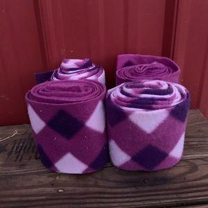 Purple Polo wraps